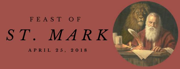 Feast of St. Mark
